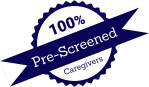 pre-screened logo