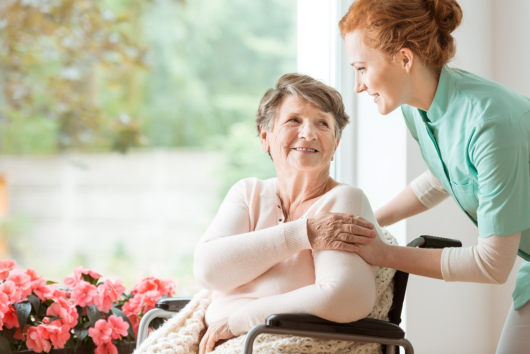 Introducing Home Care to an Elderly Family Member