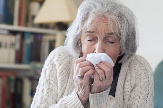 Signs and Symptoms of the Flu in Seniors