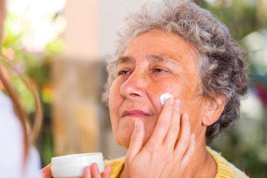 Senior Skincare: Is Your Bath Gentle Enough?